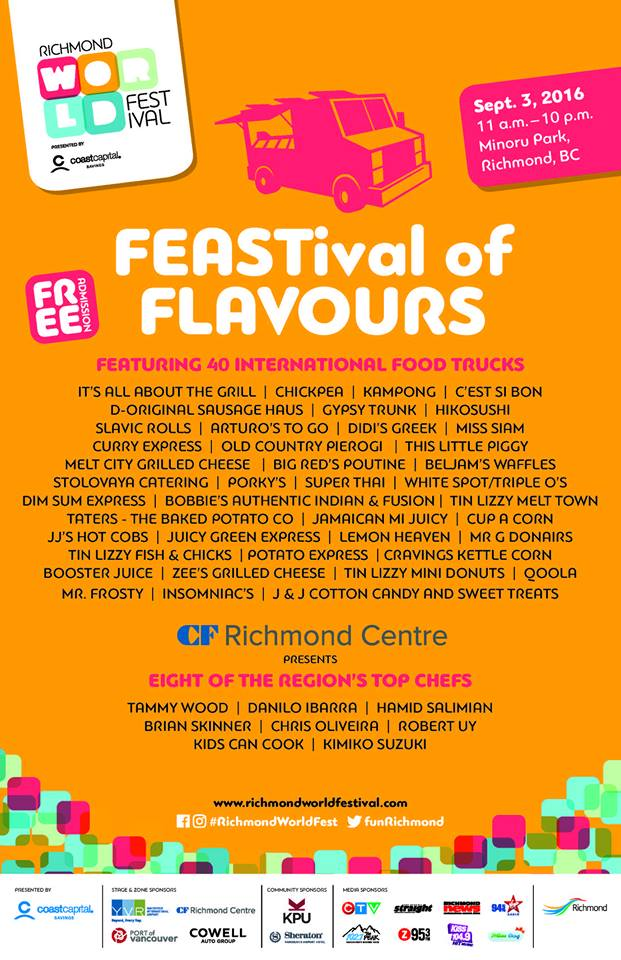 feastival of flavours